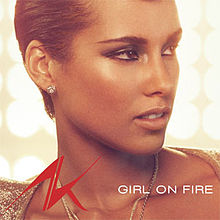 Alicia Keys - Girl On Fire