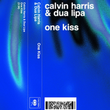Calvin Harris Ft. Dua Lipa - One Kiss